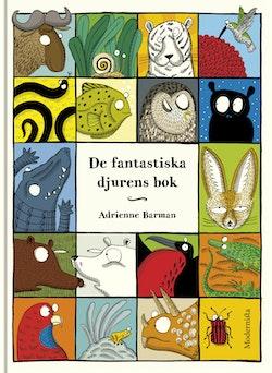 De fantastiska djurens bok