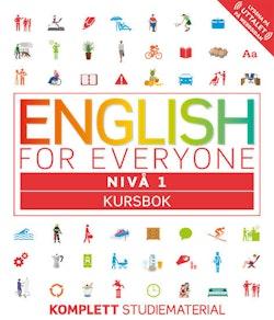 English for everyone Nivå 1 Kursbok