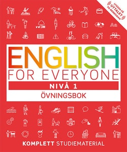 English for everyone Nivå 1 Övningsbok