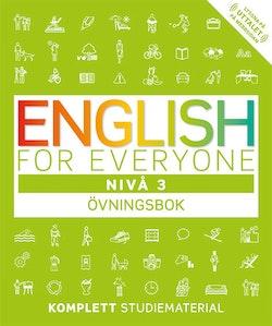 English for everyone Nivå 3 Övningsbok