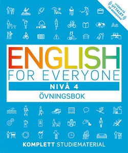 English for everyone Nivå 4 Övningsbok