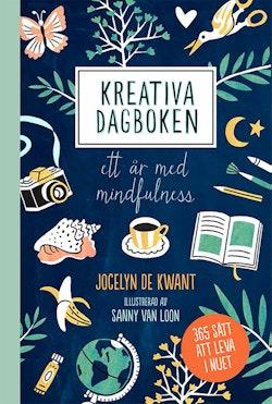 Kreativa dagboken : ett år med mindfulness