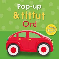 Pop-up & tittut : ord