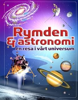 Rymden & astronomi: en resa i vårt universum