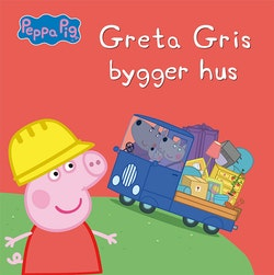 Greta Gris bygger hus