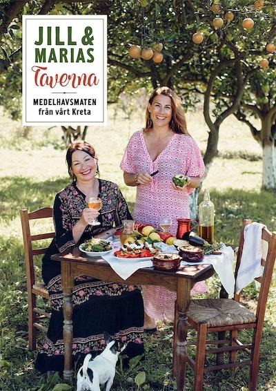 Jill & Marias Taverna: medelhavsmaten från vårt Kreta