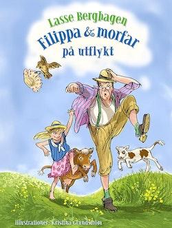 Filippa & morfar på utflykt