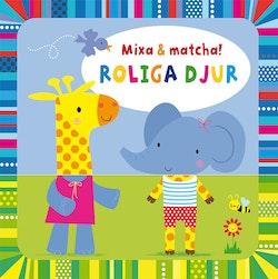 Mixa & matcha: roliga djur