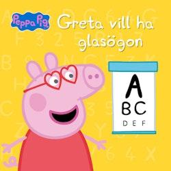 Greta vill ha glasögon