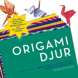Origami: djur