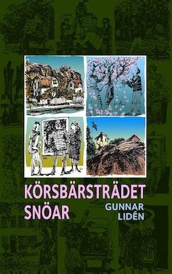 Körsbärsträdet snöar : Teckningar och dikter 2017-2018
