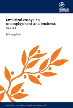 Empirical essays on unemployment and business cycles