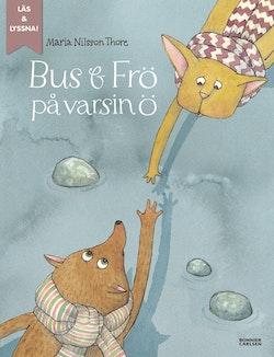 Bus och Frö på varsin ö (e-bok + ljud)