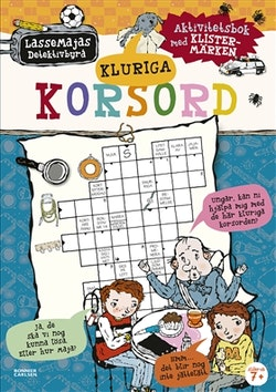 LasseMajas detektivbyrå: Kluriga korsord