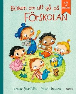 Boken om att gå på förskolan (e-bok + ljud)