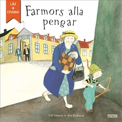 Farmors alla pengar (e-bok + ljud)