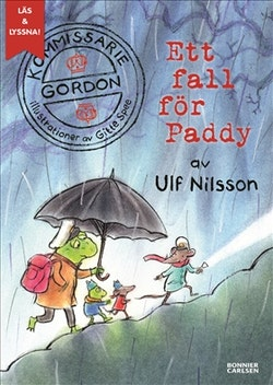 Kommissarie Gordon. Ett fall för Paddy (e-bok + ljud)
