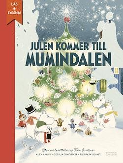 Julen kommer till Mumindalen (e-bok + ljud)