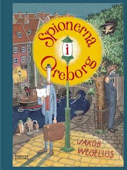 Spionerna i Oreborg