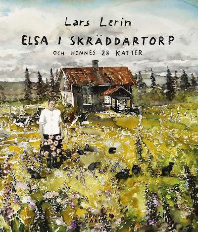 Elsa i Skräddartorp och hennes 28 katter