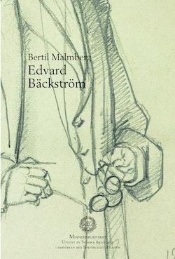 Edvard Bäckström