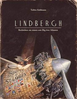 Lindbergh : berättelsen om musen som flög över Atlanten