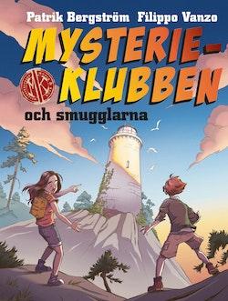 Mysterieklubben och smugglarna