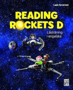 Reading Rockets D : Lästräning i engelska