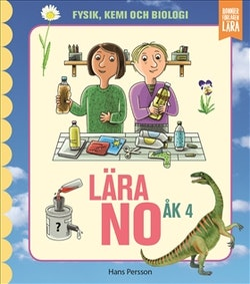 Lära NO åk 4 - grundbok