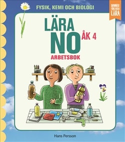 Lära NO åk 4 - arbetsbok