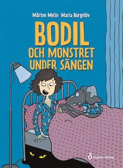 Bodil och monstret under sängen