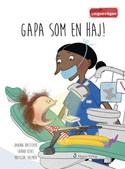Livat på Lingonvägen: Gapa som en haj
