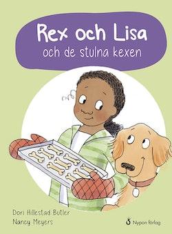 Rex och Lisa och de stulna kexen