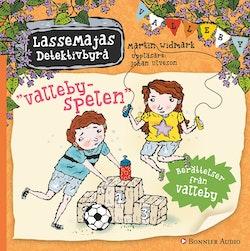 LasseMajas sommarlovsbok: Vallebyspelen