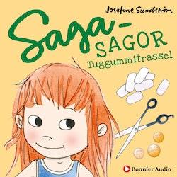 Bananbus, finskor och en superjobbig superhjälte. Kap 4, Ordning och reda, hårklämmor och ett hemligt tuggummi