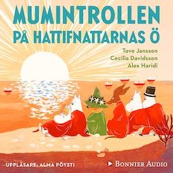 Mumintrollen på hattifnattarnas ö (från sagosamlingen