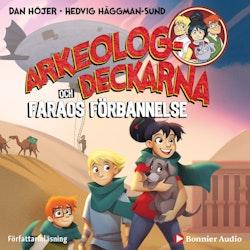 Arkeologdeckarna och faraos förbannelse