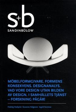 Sandin Bülow : möbelformgivare