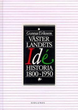 Västerlandets idéhistoria 1800-1950