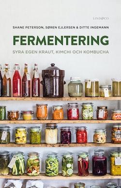 Fermentering - Syra egen kraut, kimchi och kombucha