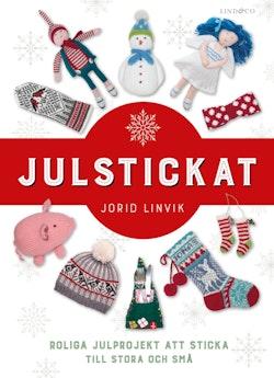 Julstickat : roliga julprojekt att sticka till stora och små