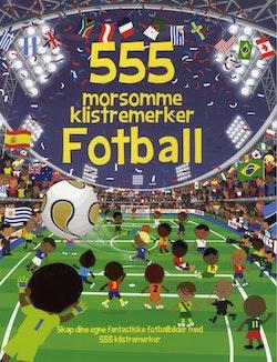 555 morsomme klistremerker. Fotball