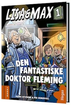 Den fantastiske doktor Fleming (bok + CD)