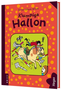 Klumpiga Hallon (Bok+CD)