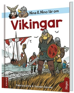 Nina och Nino lär om Vikingar