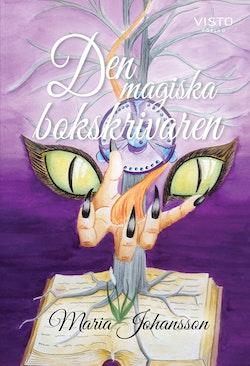 Den magiska bokskrivaren