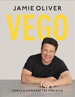 Jamie Oliver Vego : Enkla och goda rätter för alla