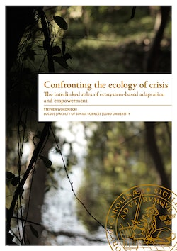 Confronting the ecology of crisis