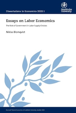 Essays on labor economics : the role of government in labor supply choices