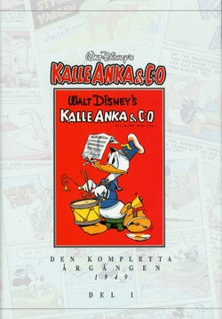 Kalle Anka & Co Den kompletta årgången 1949 del 1